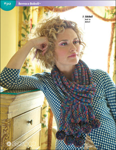 Berroco Boboli Pattern #312 - Happy Ewe - 1