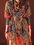 Berroco Bohemian Mix Pattern #315 - Happy Ewe - 4