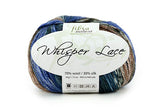Universal Yarn Whisper Lace - Happy Ewe - 1