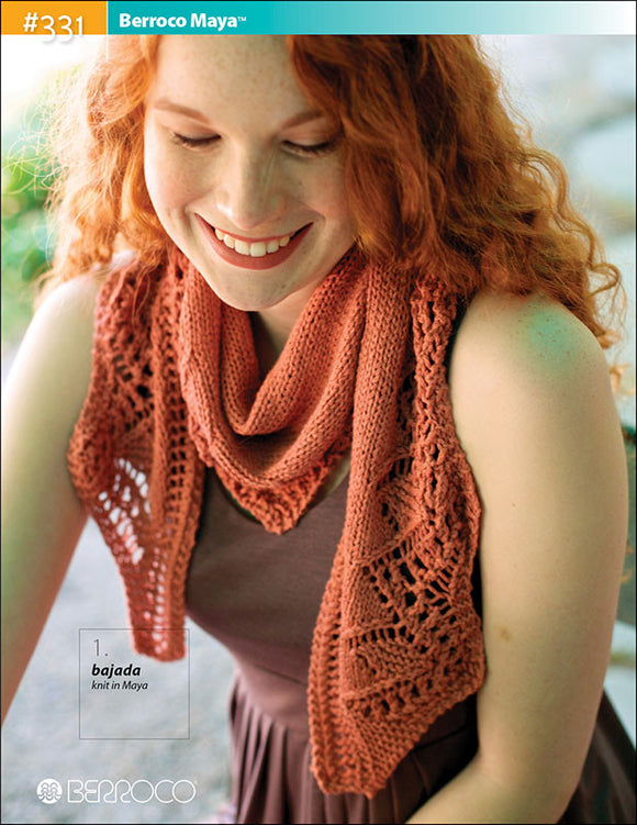 Berroco Maya™ Pattern #331 - Happy Ewe - 1