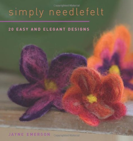 Simply Needlefelt - Happy Ewe