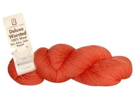 Universal Yarn Deluxe Worsted - Happy Ewe - 1