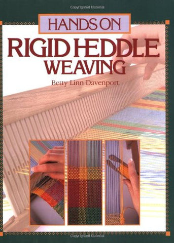 Hands on Rigid Heddle Weaving - Happy Ewe