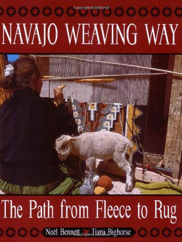 Navajo Weaving Way - Happy Ewe