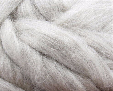 Ashford Light Grey Swaledale Top - Happy Ewe