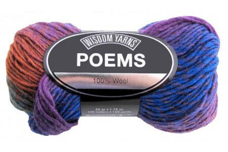 Wisdom Yarns Poems - Happy Ewe - 1