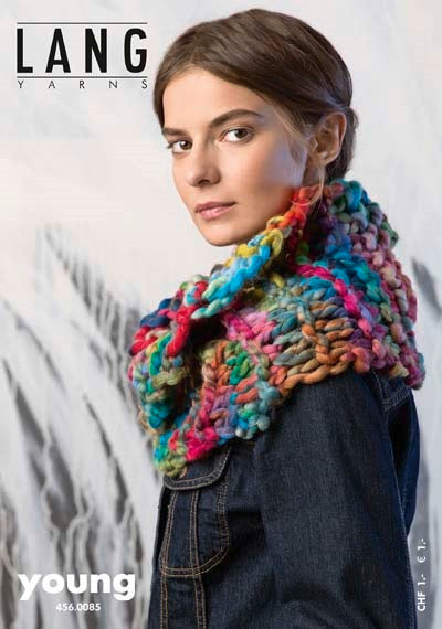 Lang Yarns Pattern Book: Young 456.0085