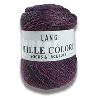 Lang Mille Colori Socks & Lace Luxe - Happy Ewe - 1