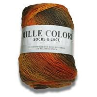 Lang Mille Colori Socks & Lace - Happy Ewe - 1