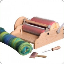 Ashford Extra Wide Drum Carder - Happy Ewe - 1