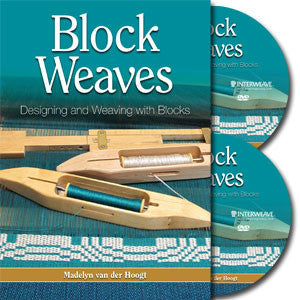 'Block Weaves' DVD - Happy Ewe