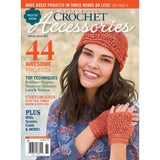 Interweave Crochet Magazine - Happy Ewe - 5