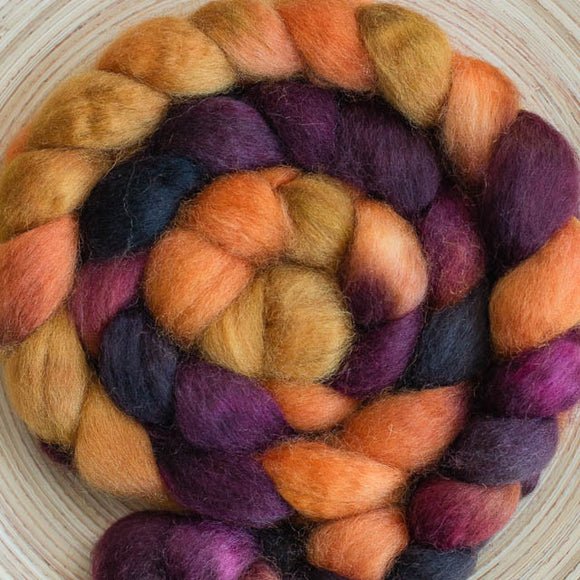Sweet Georgia Polwarth + Silk - Happy Ewe - 1
