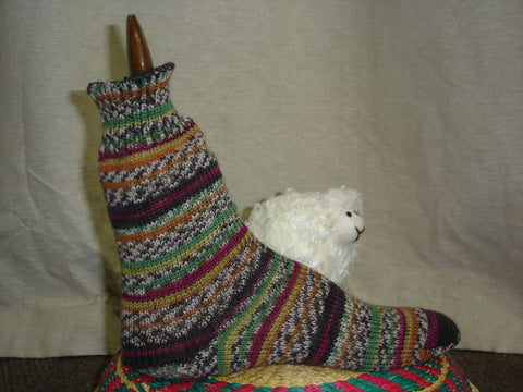 Knit Cuff-Down Sock Series - 6 Hours - Happy Ewe