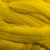 Ashland Bay Solid Colored Merino Wool Fiber