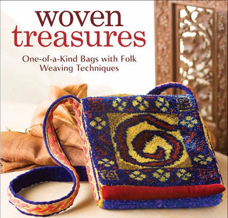 Woven Treasures: One-of-a-Kind Bags with Folk Weaving Techniques - Happy Ewe