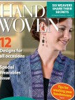 Handwoven Magazine - Happy Ewe - 19
