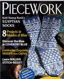 Piecework Magazine - Happy Ewe - 20