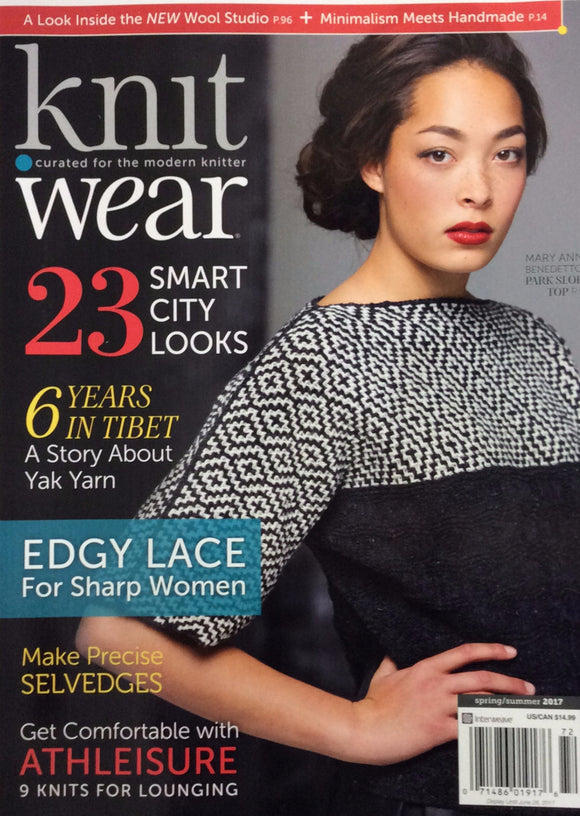 Interweave Knit Wear Magazine
