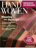 Handwoven Magazine - Happy Ewe - 17
