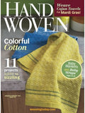 Handwoven Magazine - Happy Ewe - 9