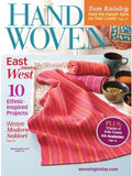 Handwoven Magazine - Happy Ewe - 8