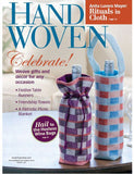 Handwoven Magazine - Happy Ewe - 2