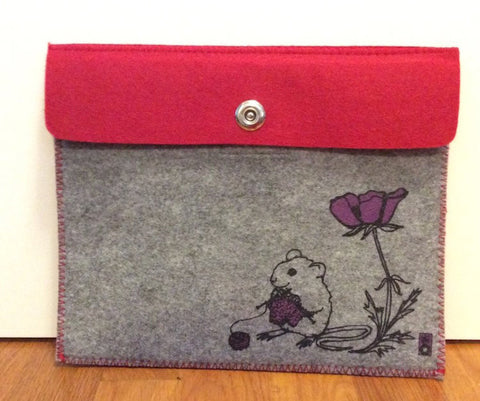 Mouse Accessory Pouch/ Tablet Cover