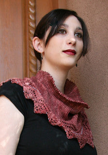 Lady Bathory Shawl Pattern