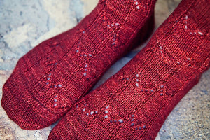 Icarus Socks Pattern