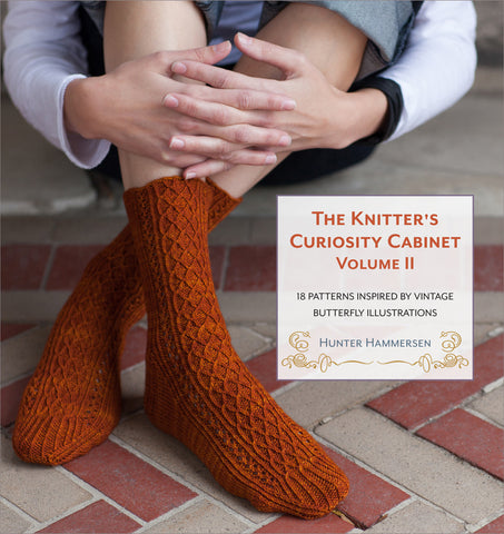 Violently Domestic The Knitter's Curiosity Cabinet II - Happy Ewe - 1