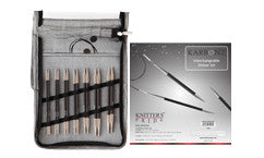 Knitter's Pride Karbonz Interchangeable Circular Needle Deluxe Set - Happy Ewe