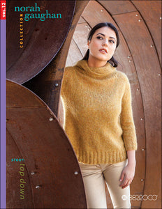 Berroco Norah Gaughan, Vol. 13 Pattern - Happy Ewe - 1