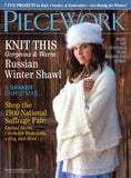 Piecework Magazine - Happy Ewe - 22