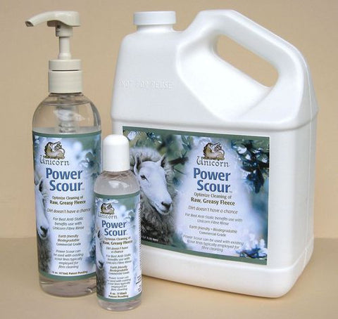 Unicorn Fibre® Power Scour™ - Happy Ewe