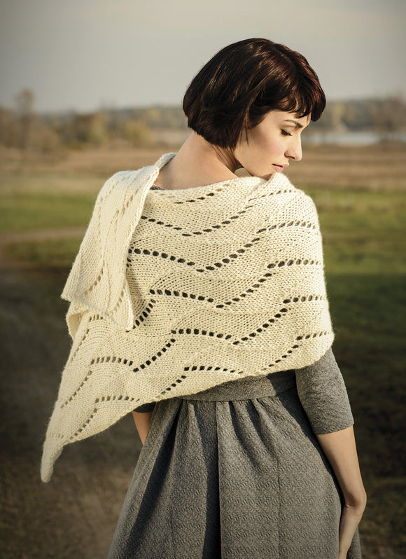 Blue Sky Fibers 'Cane Bay Wrap'