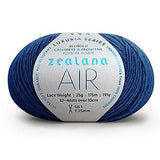 Zealana Luxuria Air Lace - Happy Ewe - 5