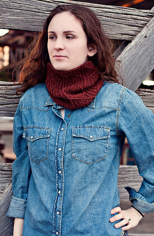 Covered Bridge Cowl Pattern