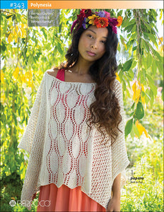 Berroco Polynesia Pattern #343 - Happy Ewe - 1
