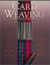 Card Weaving - Happy Ewe