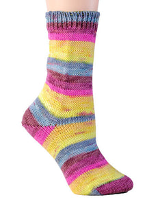 Berroco Comfort® Sock - Happy Ewe - 1