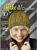Interweave Crochet Magazine - Happy Ewe - 10