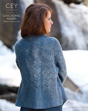 Classic Elite Yarns Cascading Waters - Happy Ewe - 1
