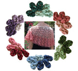 The Alpaca Yarn Company Passi Shawl Kits - Happy Ewe - 1