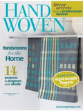 Handwoven Magazine - Happy Ewe - 10
