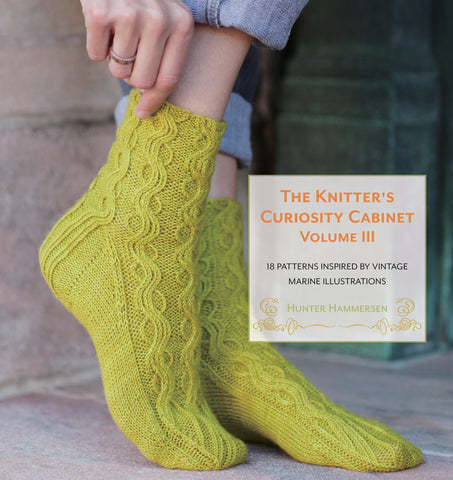 Violently Domestic The Knitter's Curiosity Cabinet III - Happy Ewe - 1