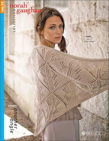 Berroco Norah Gaughan, Vol. 14 Pattern - Happy Ewe - 1