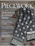 Piecework Magazine - Happy Ewe - 18