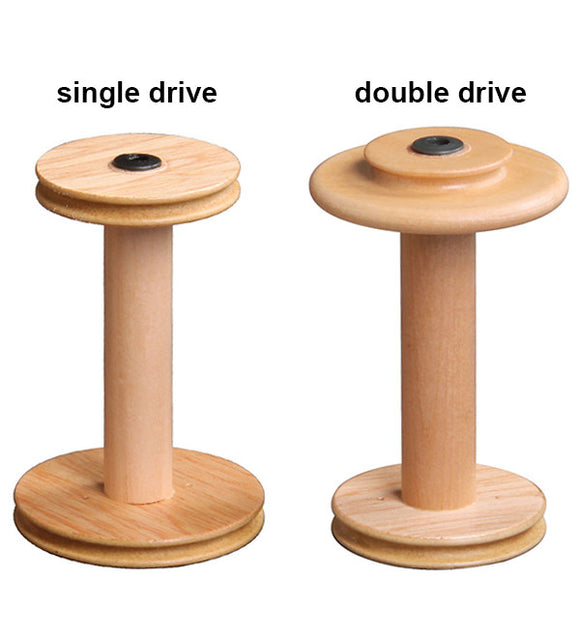 Ashford Double Drive Bobbin - Happy Ewe