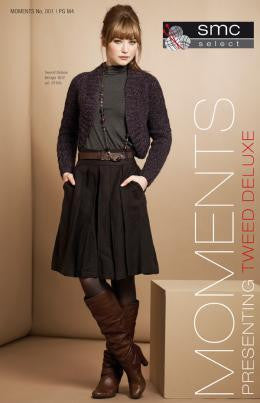 Schachenmayr SMC Moments 001 in Tweed Deluxe - Happy Ewe - 1